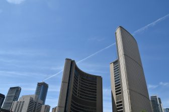 Canada-Toronto-city hall-design
