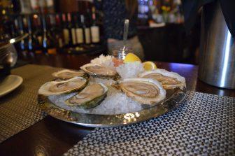 Canada-Prince Edward Island-Charlottetown-Sims Steak House & Oyster Bar-oysters