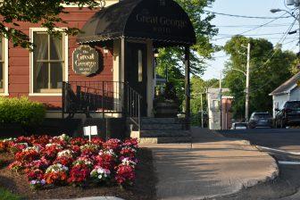 Canada-Prince Edward Island-Charlottetown-the Great George Hotel