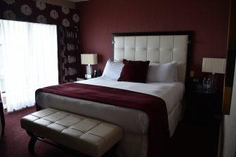 Canada-Montreal-Intercontinental Hotel-room