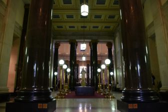 Canada-Montreal-Bank of Montreal-interior