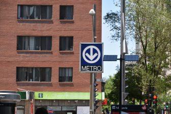 Canada-Montreal-metropolitana-segnale