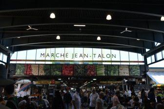 Canada-Montreal-Little Italy-Marche-Jean-Talon