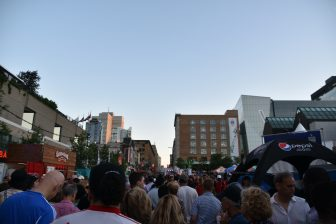 Canada-Montreal-Jazz Festival-crowd