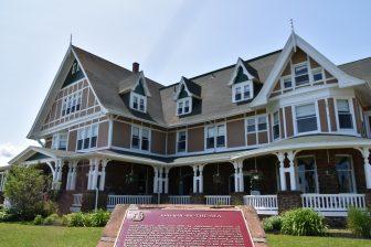 Canada-Prince Edward Island-historic hotel-Dalvay by the Seea