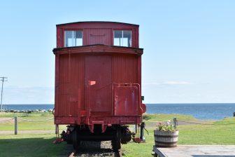 Canada-Prince Edward Island-Borden Carleton-wagon-park