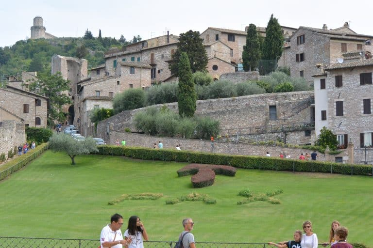 A proposito del simbolo di San Francesco d'Assisi