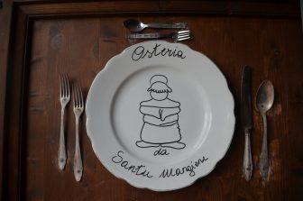 Italia-Umbria-Assisi-ristorante-Osteria-da-Santu-Mangione