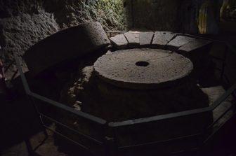Italy-Umbria-Orvieto-underground-equipment-olive oil