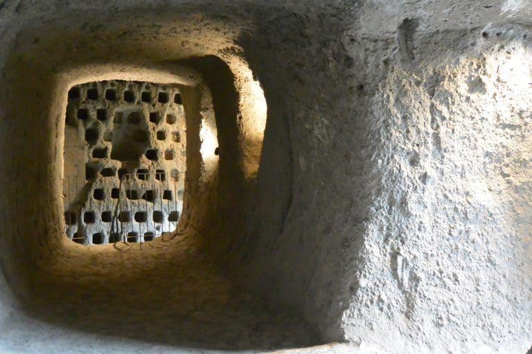 surprising underground network in Orvieto