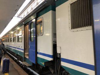 Italy-Umbria-Perugia-station-train