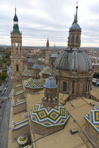 Spagna-Saragozza-Basilica-Nostra-Signora-Pilar