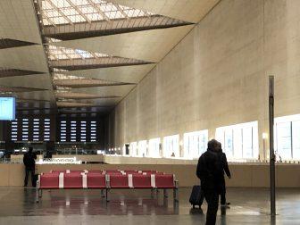 Spain-Zaragoza-railway station-modern-design