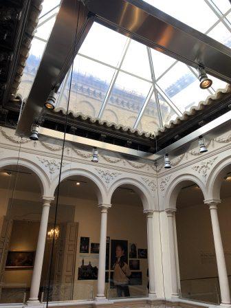 Spagna-Saragozza-Goya-Museo-interno