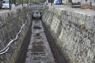 Giappone-Kyushu-Kumamoto-World-Heritage-Misumi-West-Port-canale