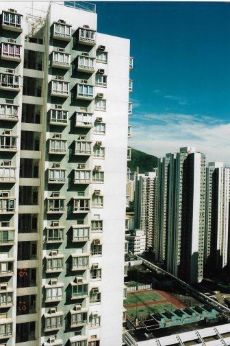 Hong Kong-City One-rascacielos-Vista-Piso-27