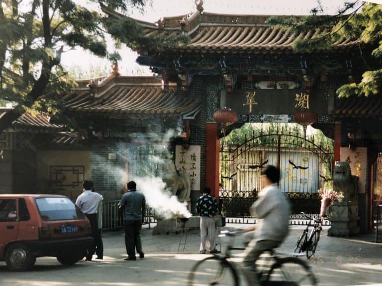 中国、昆明