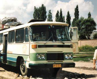 Cina-da-Lanzhou-Xiahe-bus