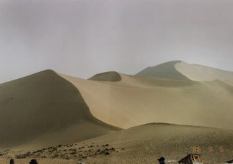 Dunhuang il deserto