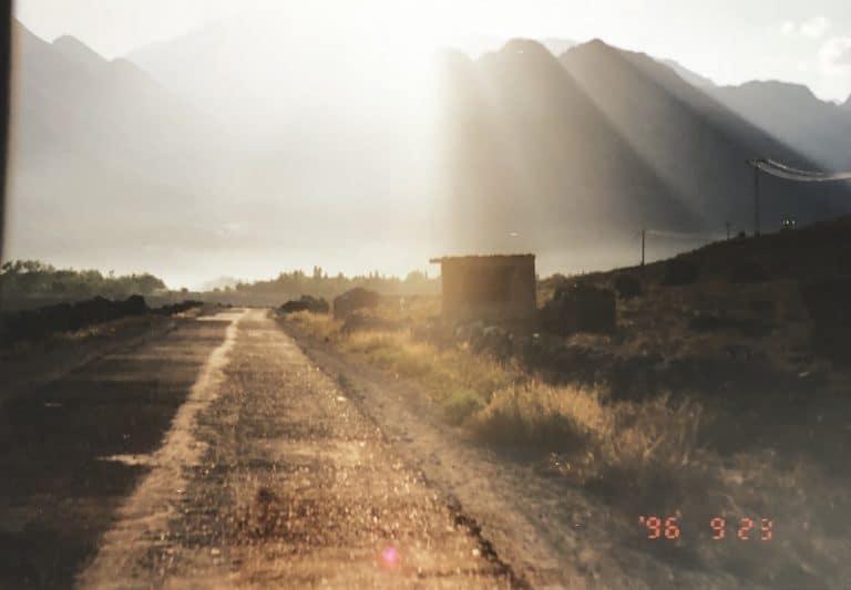 Giro turistico nella zona di Gilgit