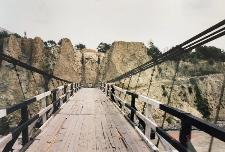Gilgit, la città di soli uomini