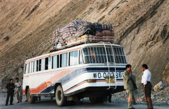 Karakul-Pakistan-China-Autobus