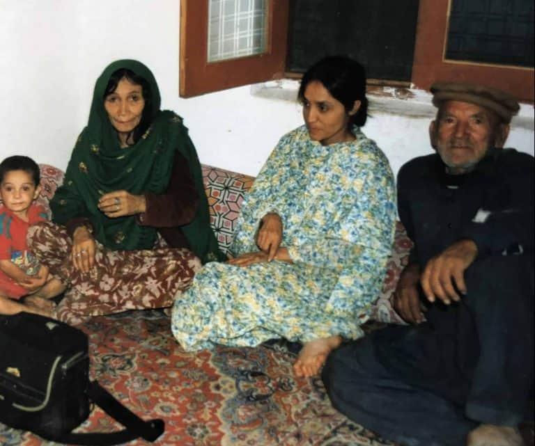 Visita a casa en Karimabad