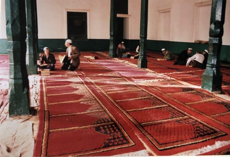 a Kashgar