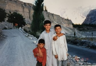 Pakistan-Sust-children