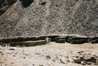 パキスタン クンジュラブ峠付近 囲い