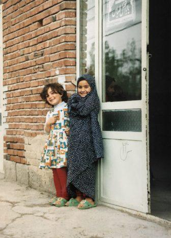 イラン Ghotorsoei 子供たち