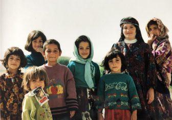 イラン ケルマンシャー 会った人々 家族