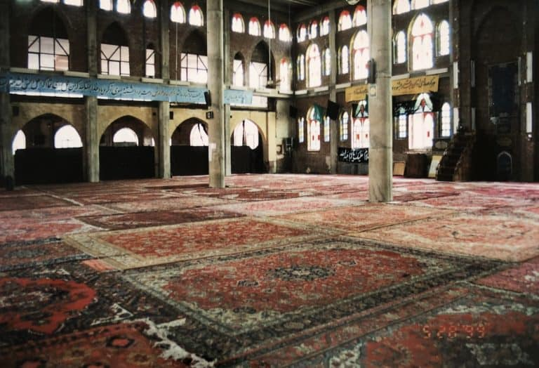 A Tabriz ed a Maragheh