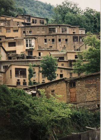 Iran-Masuleh-houses-windows-doors