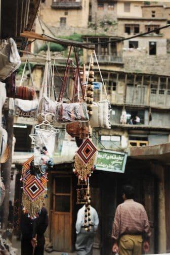 Iran-Masuleh-souvenir shop