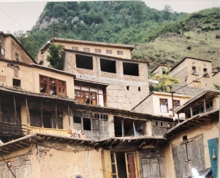 scenic Masuleh and a detour