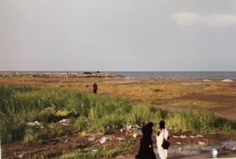 Iran-Astara-Caspian Sea-people