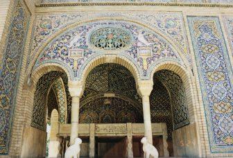 Iran-Tehran-Saad Abad Green Palace