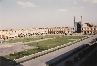 one day in Isfahan (first half)