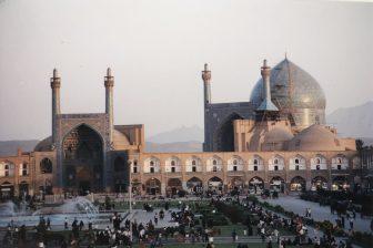 イラン イスファハン イマーム広場 イマーム・モスク