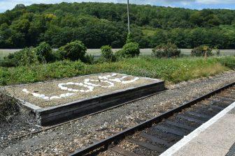 Inghilterra-Cornovaglia-Looe-stazione ferroviaria
