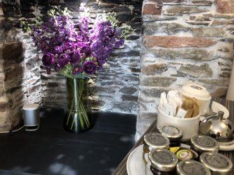Inghilterra-Cornovaglia-Looe-Old Bridge House-colazione