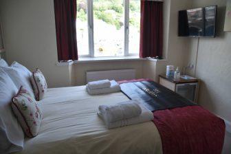 England-Cornwall-Looe-accommodation-Old Bridge House-room-bed