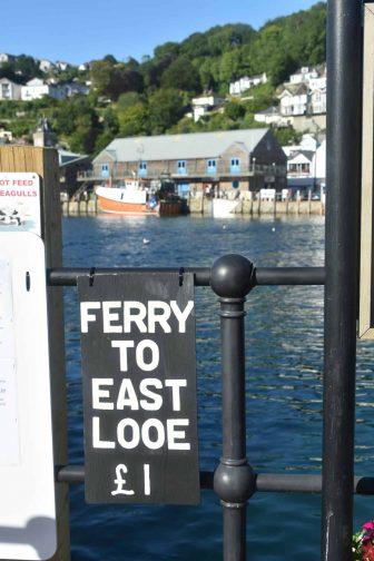 Looe-Cornualles-Inglaterra-señal-ferry-barato