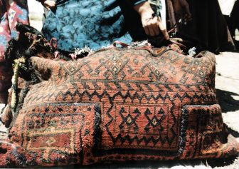Iran-Marboreh-Bakhtiari-saddle bag