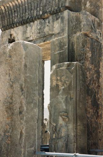 Persepolis-Irán-Ruinas