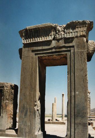 Persepolis-Irán-puerta