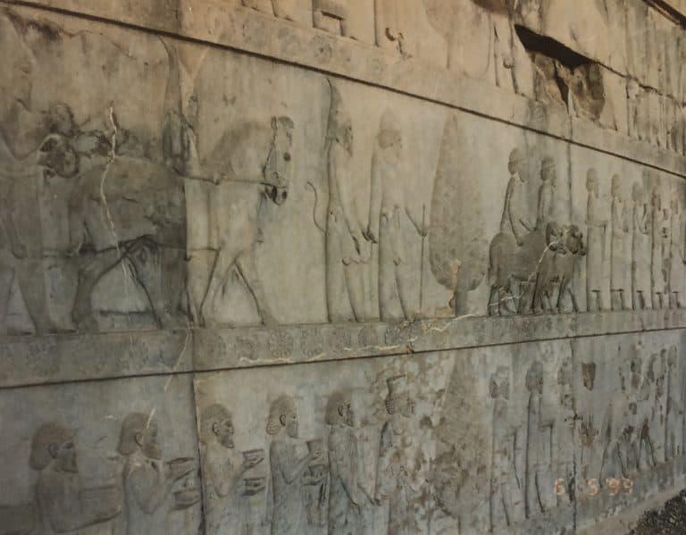 lastly, Persepolis