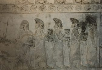 Iran-Shiraz-Persepolis-relief
