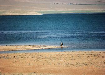 Semirom-Irán-agua